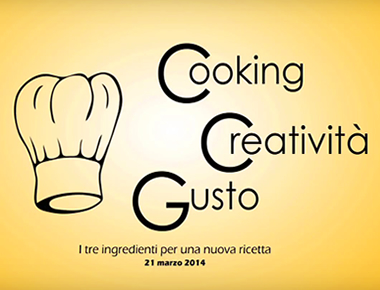 COOKING CREATIVITÀ E GUSTO